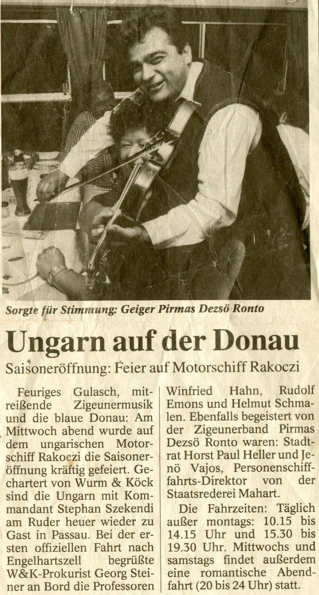original hungarian gipsy orchestra budapest